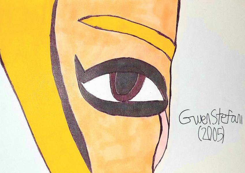 Gwen Stefani by armattock